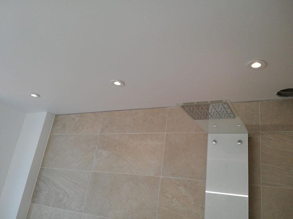 Afwerking Badkamer Stucwerk Plafond | Haans Metselwerken
